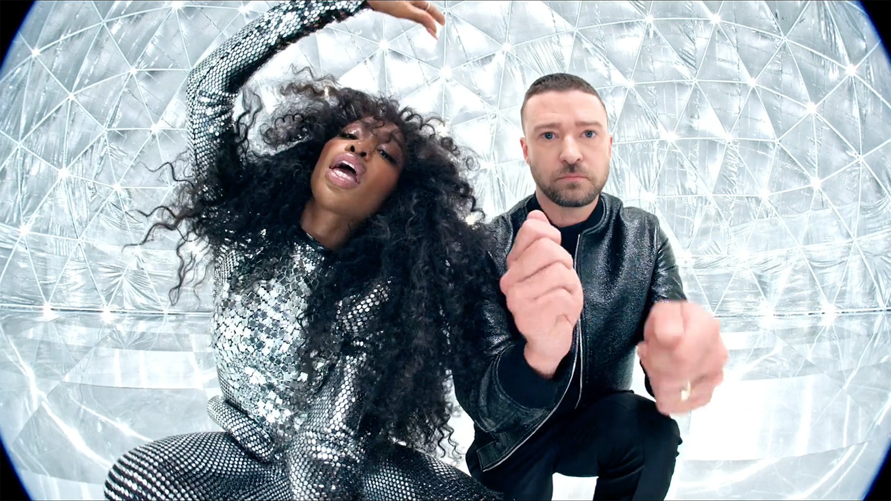 Justin Timberlake, SZA Get Funky on 'The Other Side'