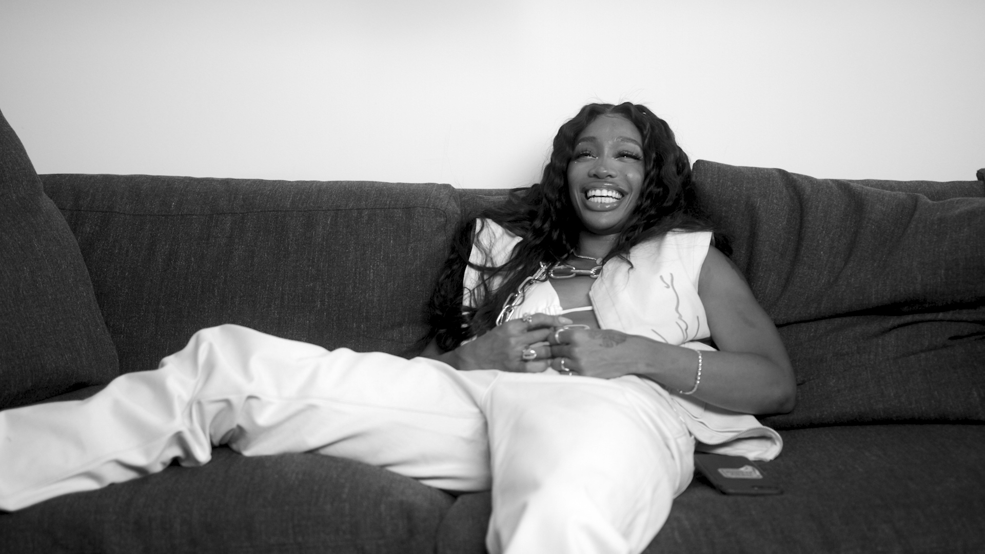The First Time: SZA