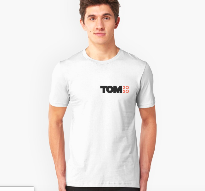 tom steyer 2020 shirt