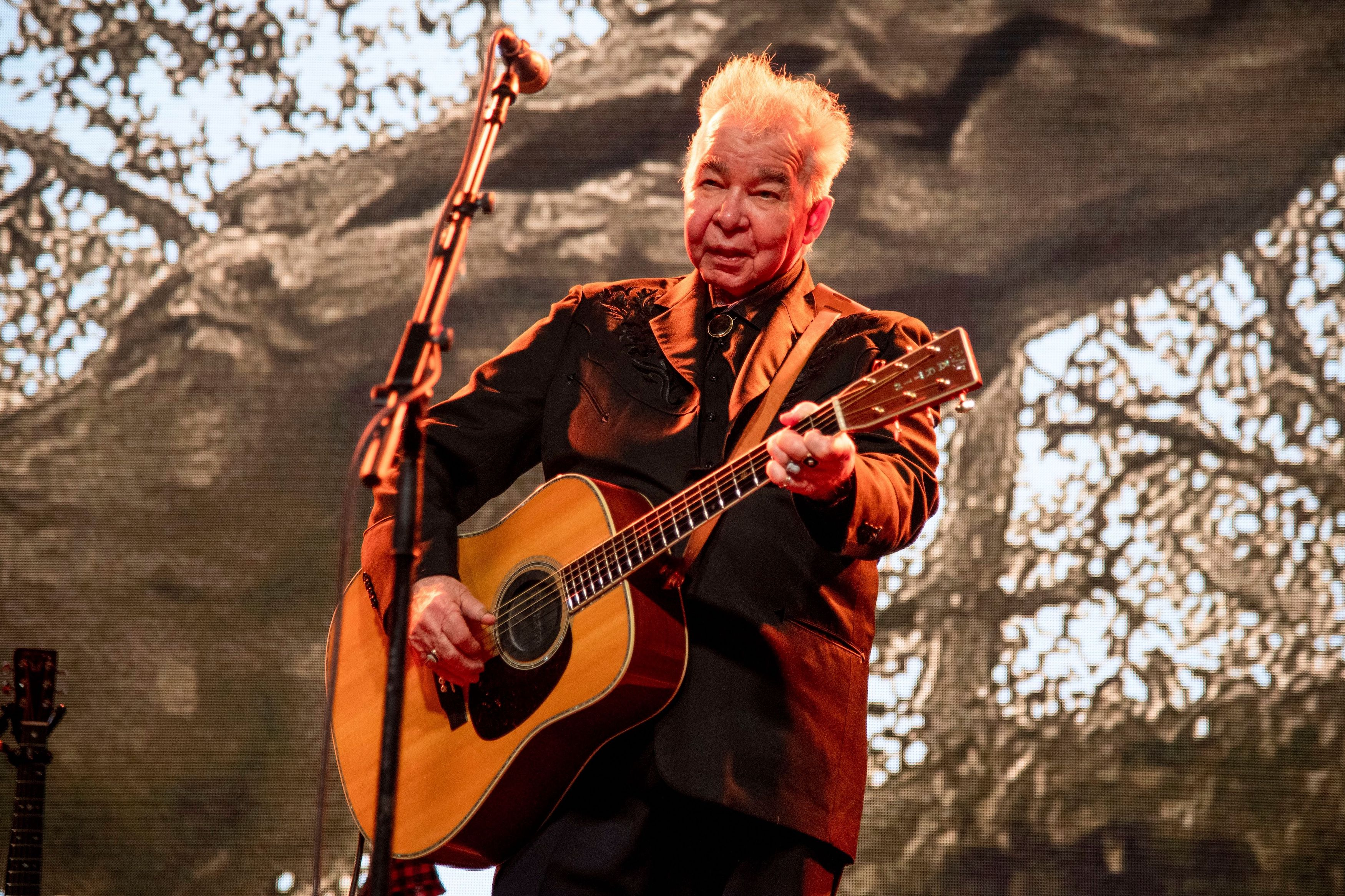 John Prine Hospitalized With COVID-19 Symptoms: 'His Situation Is Critical'