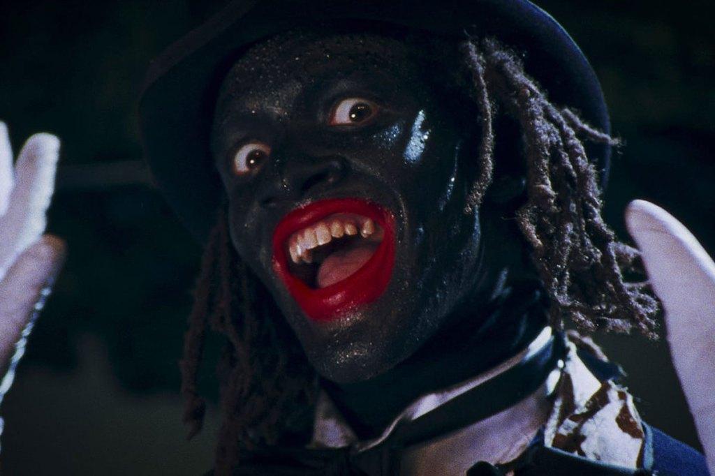 Savion Glover in Spike Lee's 'Bamboozled.'