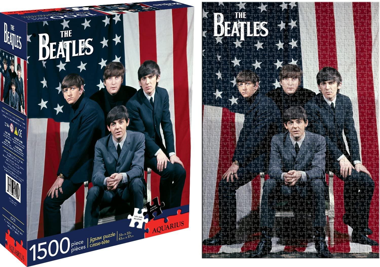 Beatles Flag Puzzle