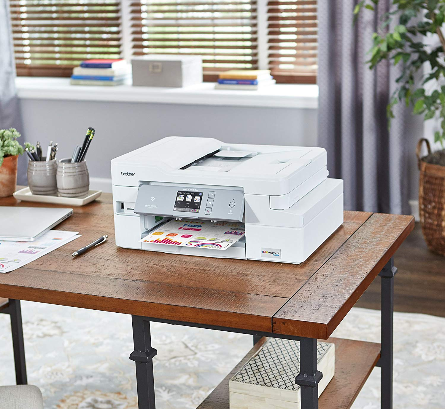 Brother MFC-J995DW all in one wireless printer review