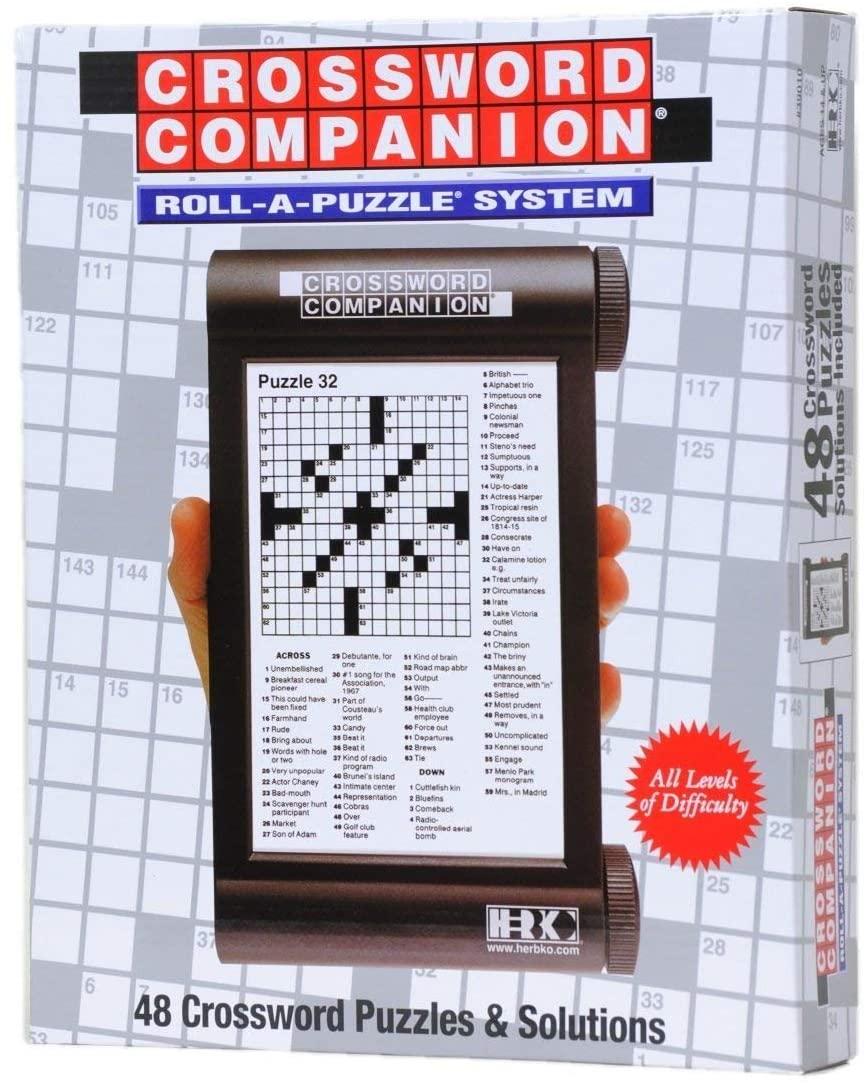 Crossword Companion