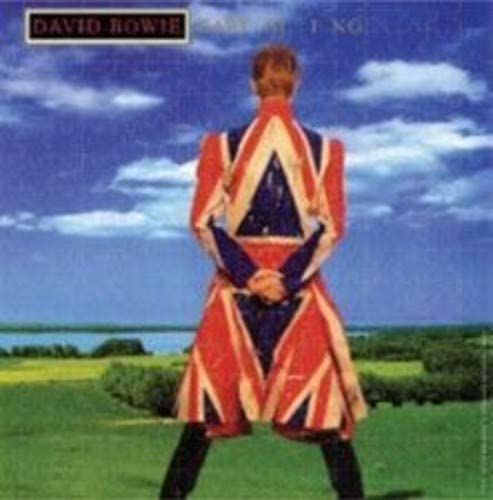 David Bowie Earthling Jigsaw Puzzle