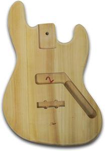 JB Bass Guitar Body