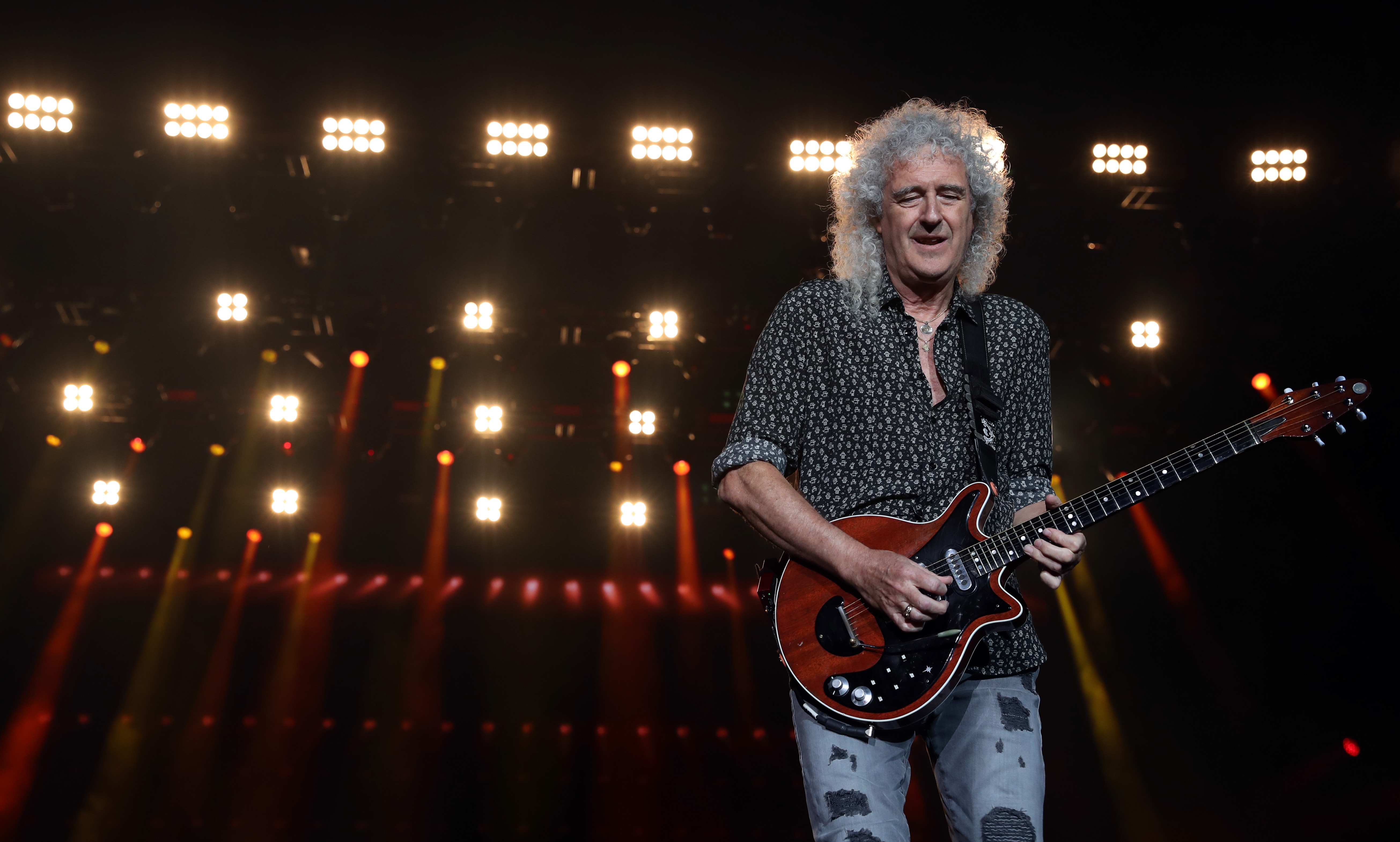 Queen's Brian May Calls for Isolation Across Britain in Coronavirus Statement - EpicNews