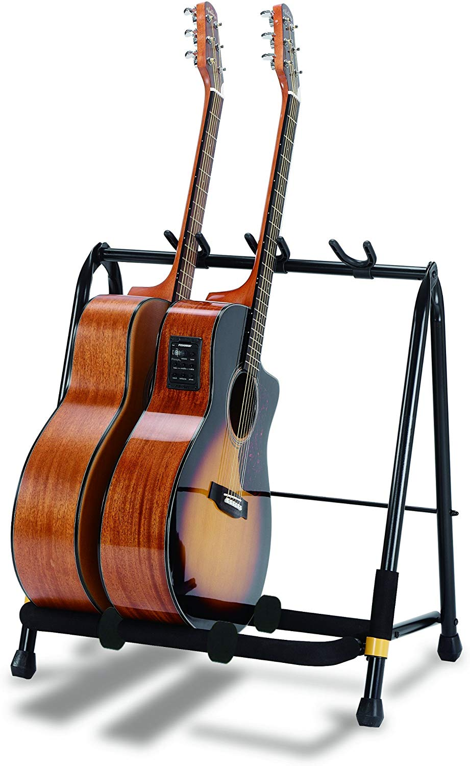 Hercules GS523B Three-Instrument Guitar Rack