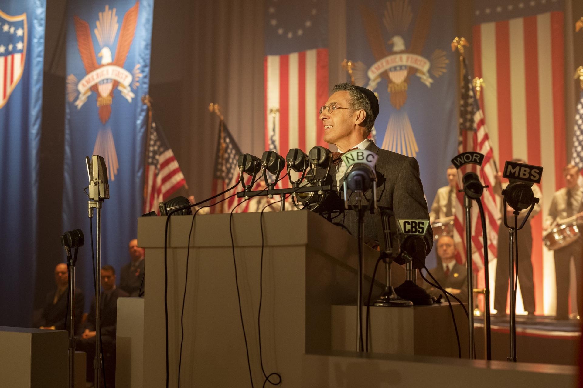 John Turturro in The Plot Against America.