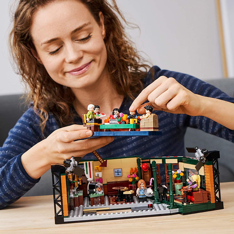 LEGO Ideas Central Perk Building Kit