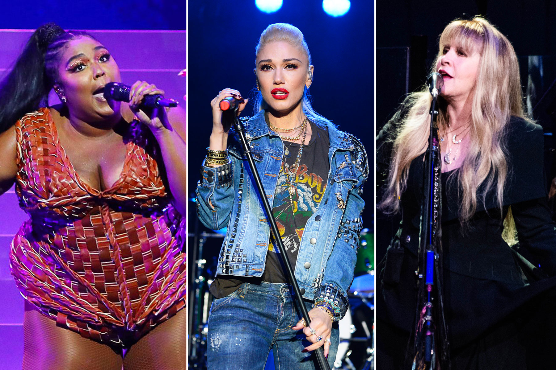 Lizzo, Stevie Nicks, Gwen Stefani Ask Congress to Help Ease Music's 'Existential Threat'