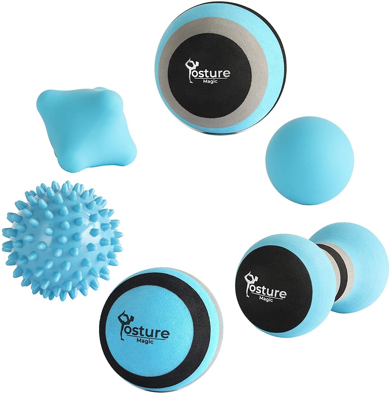 Posture Magic Massage Ball Set