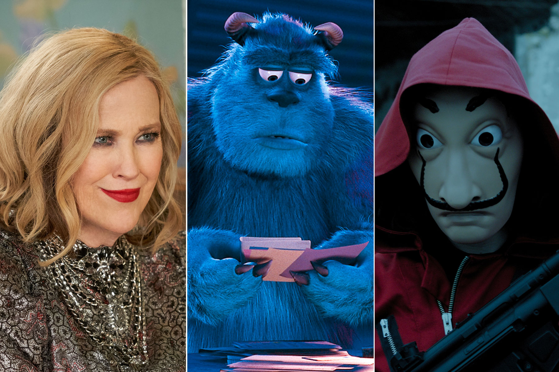 Best Quarantine Shows, Movies to Watch Monsters, Wizards, Reality ...