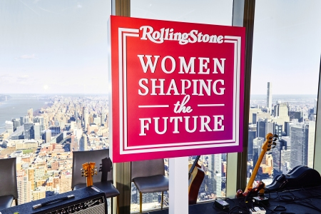 Rolling Stone Women Shaping The Future