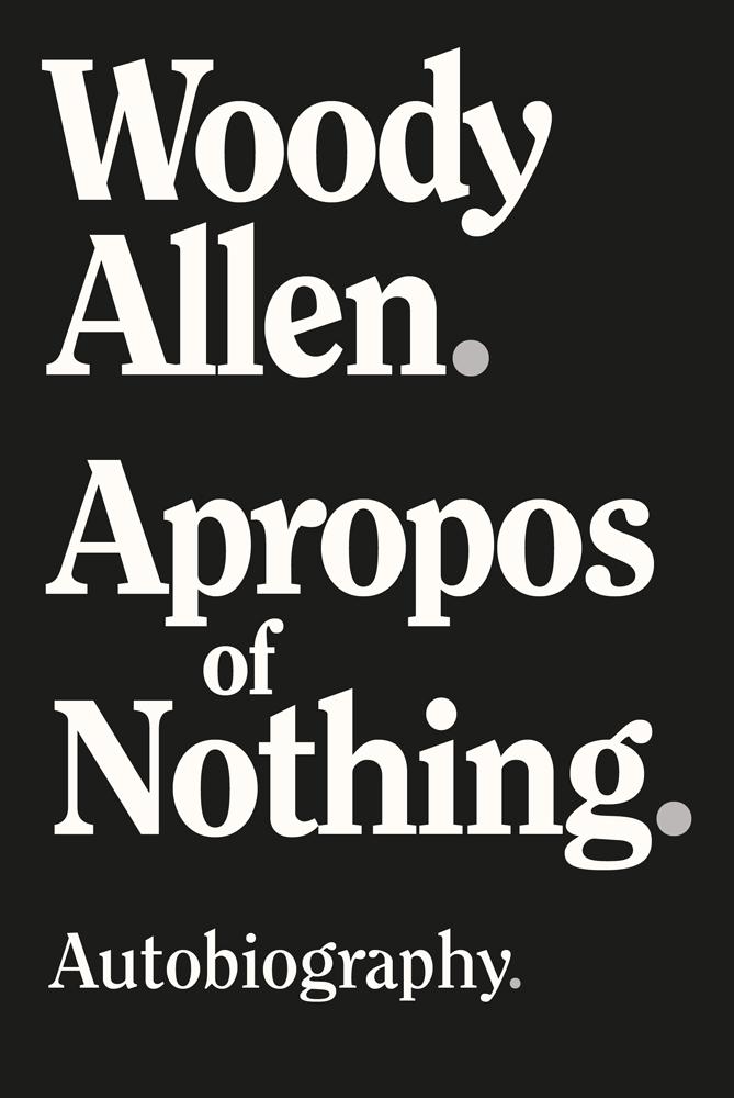 Woody Allen Book