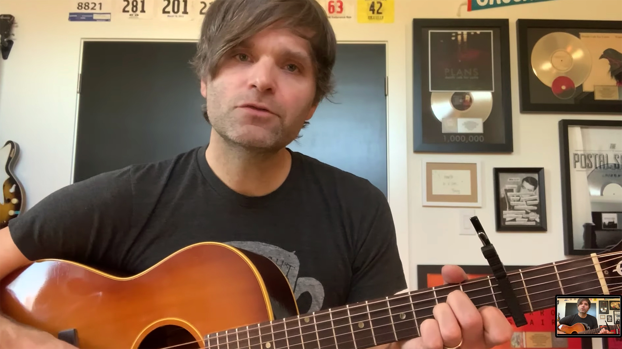 Death Cab for Cutie's Ben Gibbard Addresses COVID-19 on New Song 'Life in Quarantine' - EpicNews