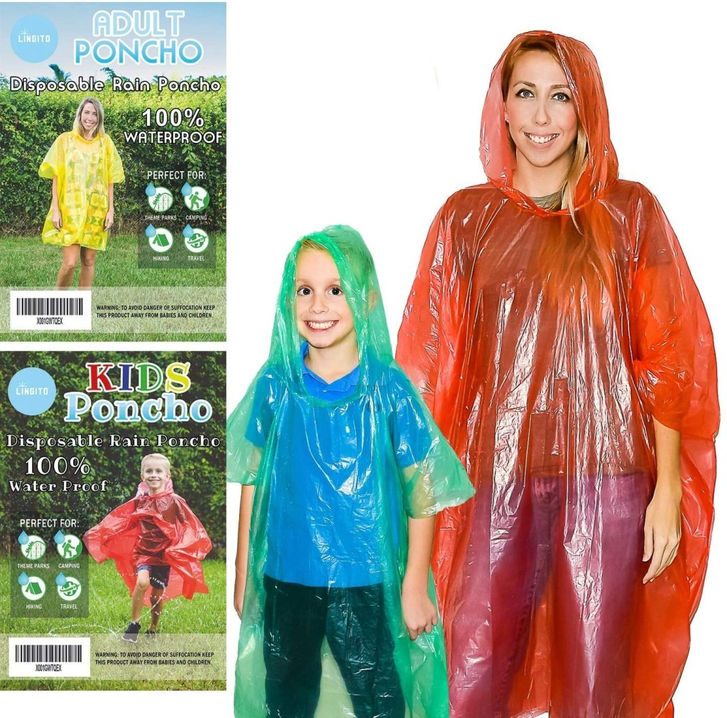 best poncho for kids