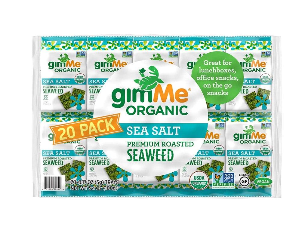best dried seaweed