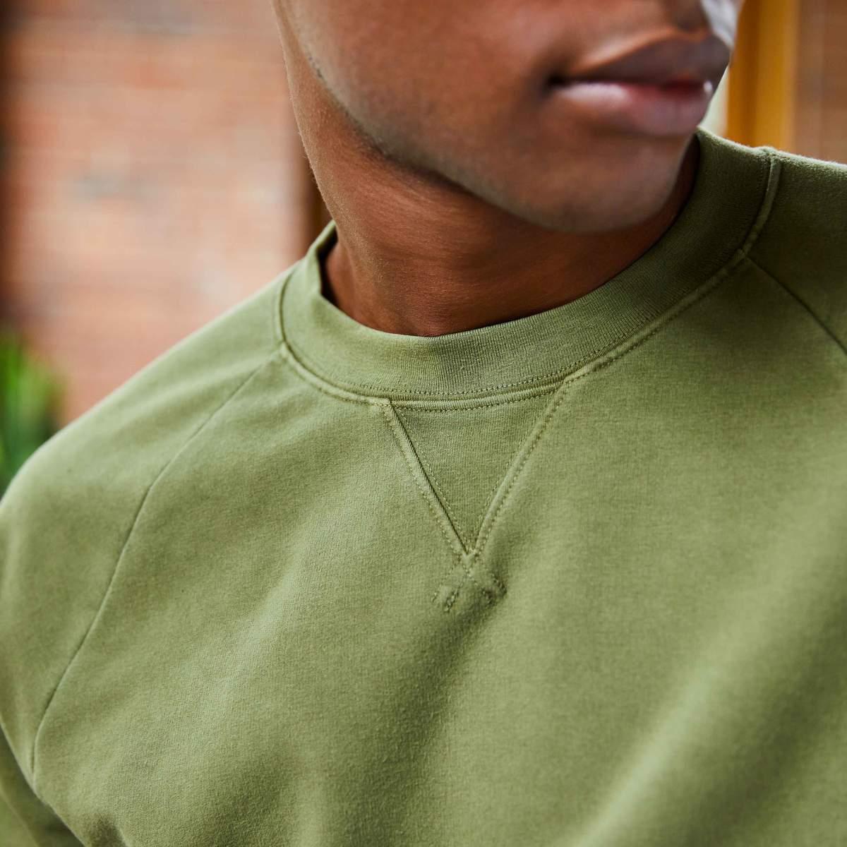 brooklinen sweatshirt men