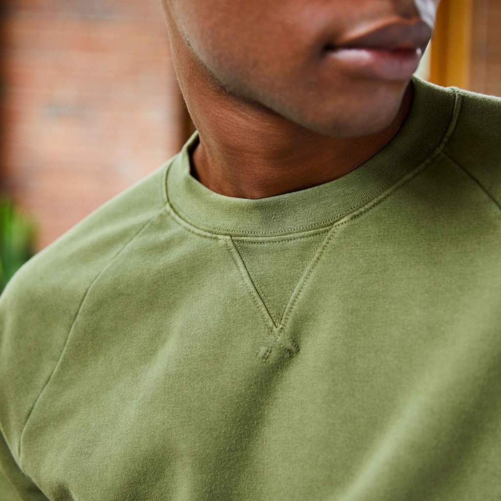 brooklinen sweatshirt men