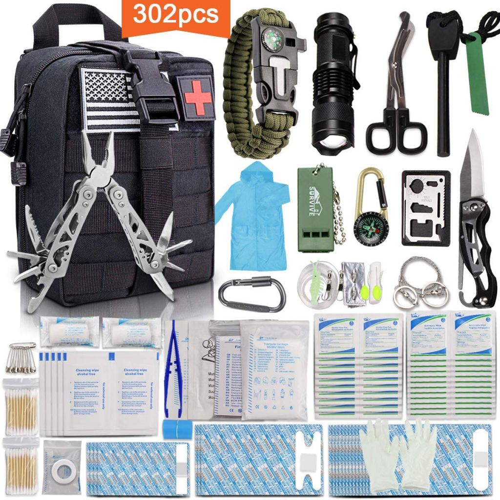 best first aid kit emergency survival