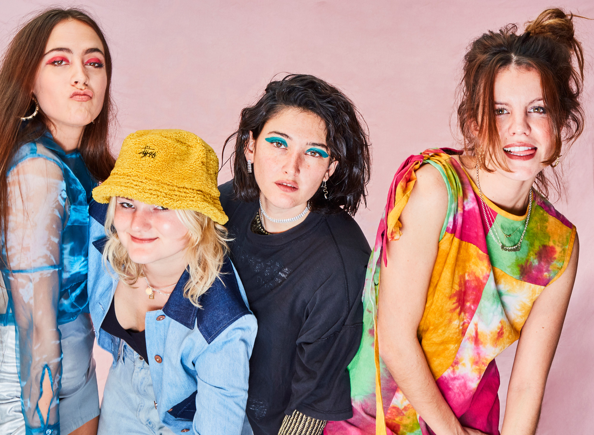 'In My Room' With Hinds