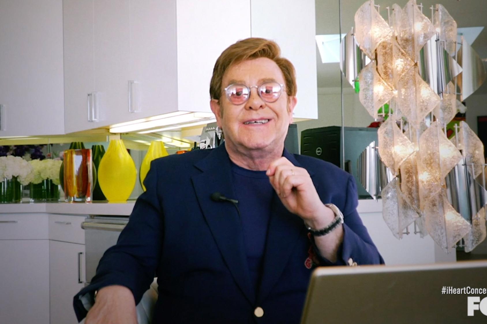 Elton John: Corona You Feel The Love Tonight?