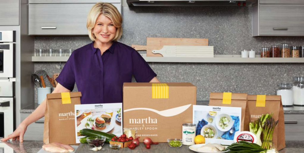 martha stewart marley spoon review