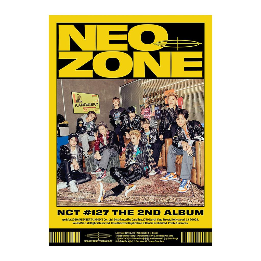 neo zone review nct 127
