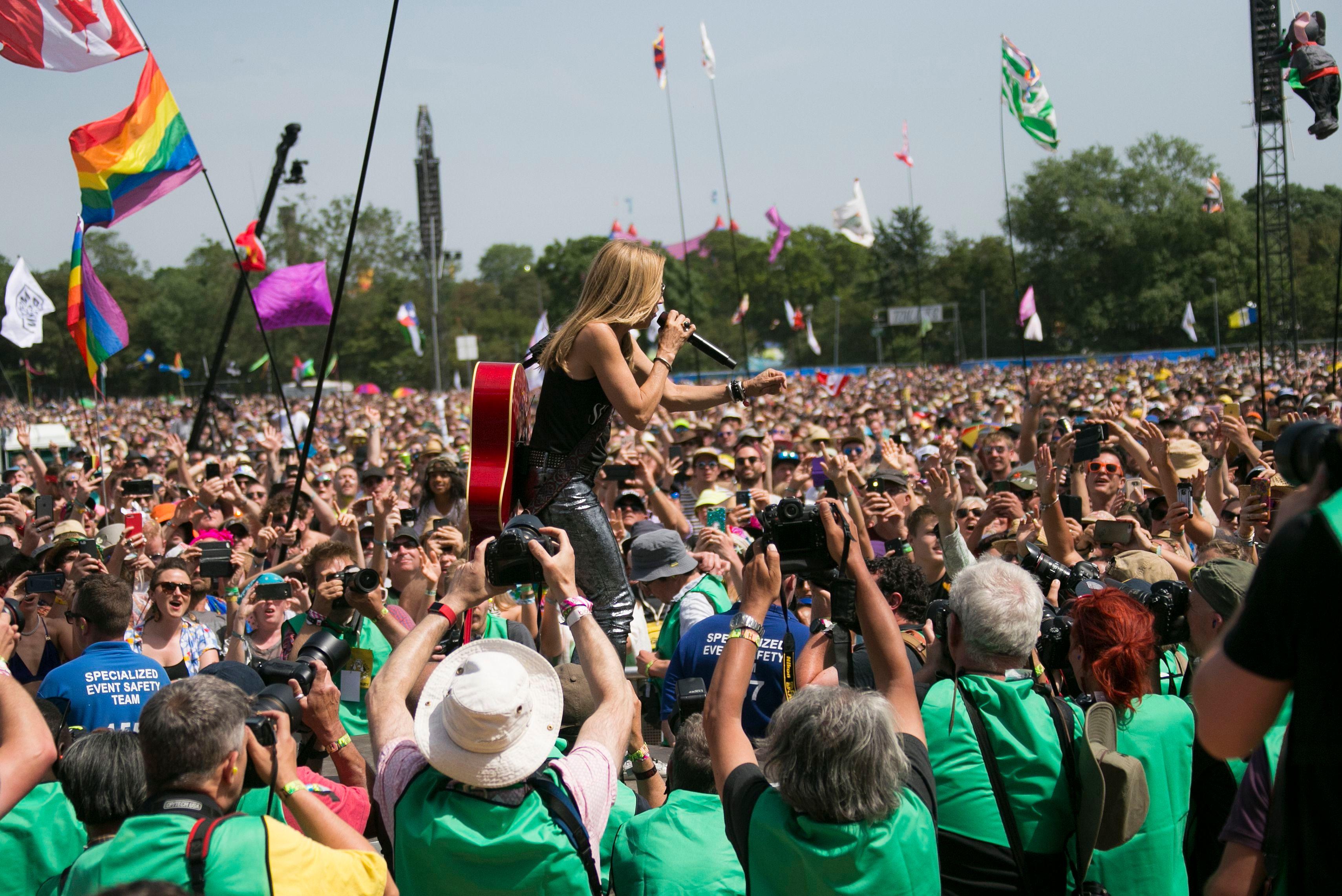 Glastonbury Festival 2020 Canceled Due ...