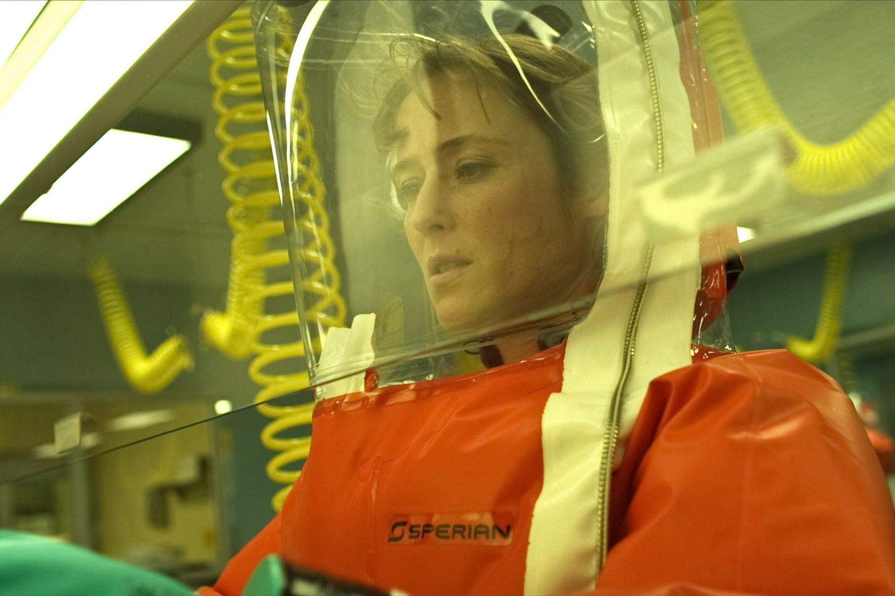 Jennifer Ehle in Steven Soderbergh's 2011 movie 'Contagion.'