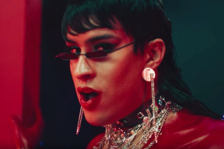 Bad Bunny Gets Full Drag Transformation in 'Yo Perreo Sola' Video ...