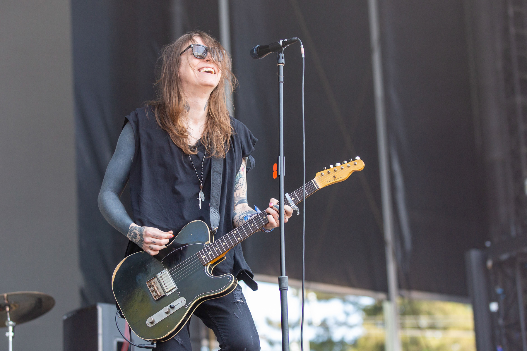 Against Me! Cancel Co-Headlining Tour With Baroness - EpicNews