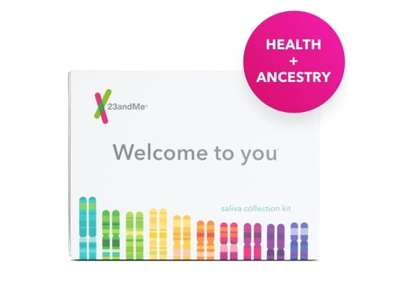 23and me ancestry service