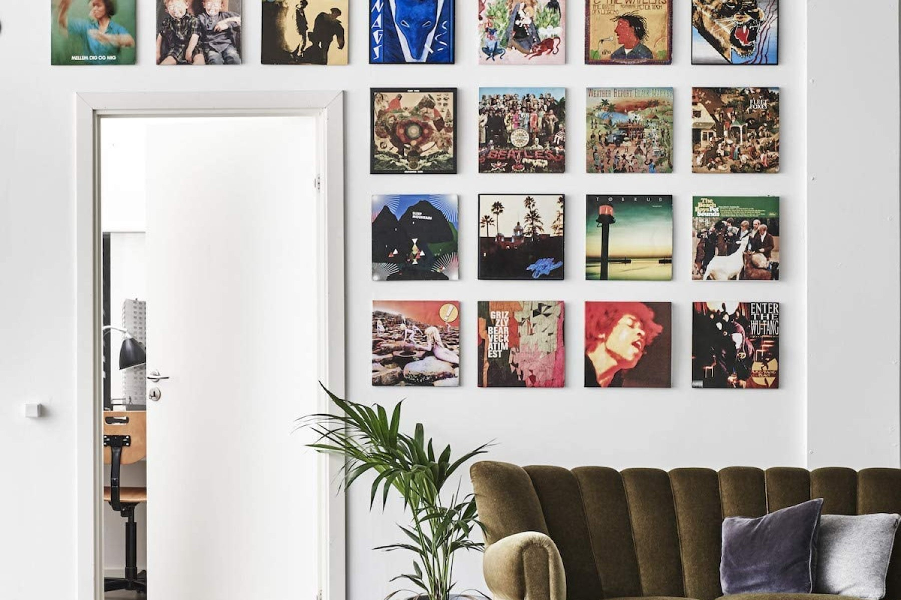 How To Frame And Display Your Vinyl Records - Rolling Stone