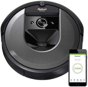 robot vacuum roomba phone