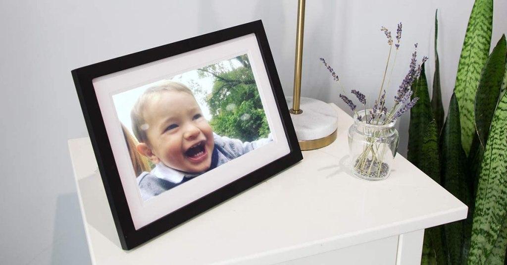 digital photo frame skylight
