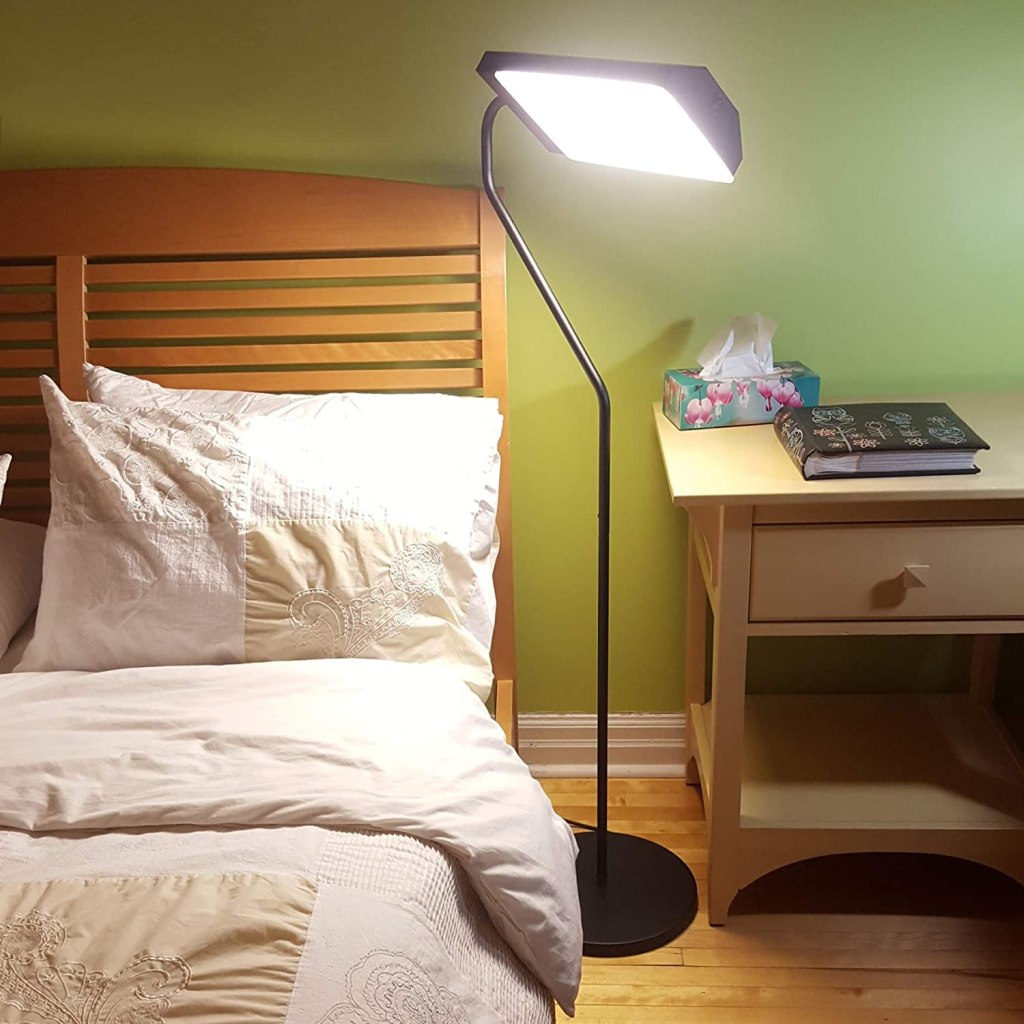 therapy lamp floor SAD