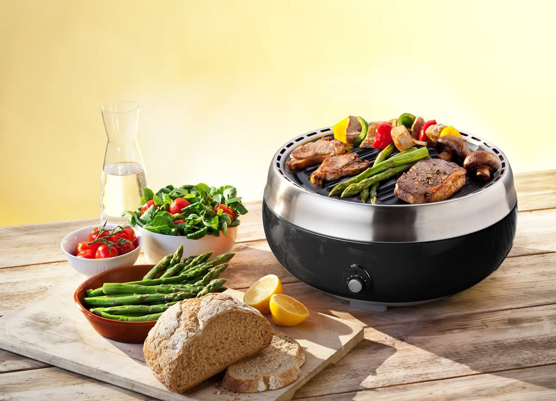 mini grill indoor barbecue