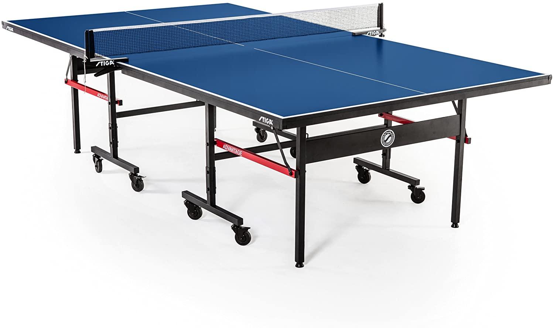 ping pong table stiga professional