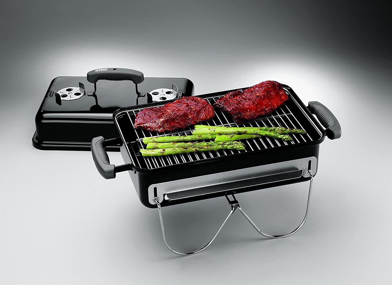 mini grill lid weber