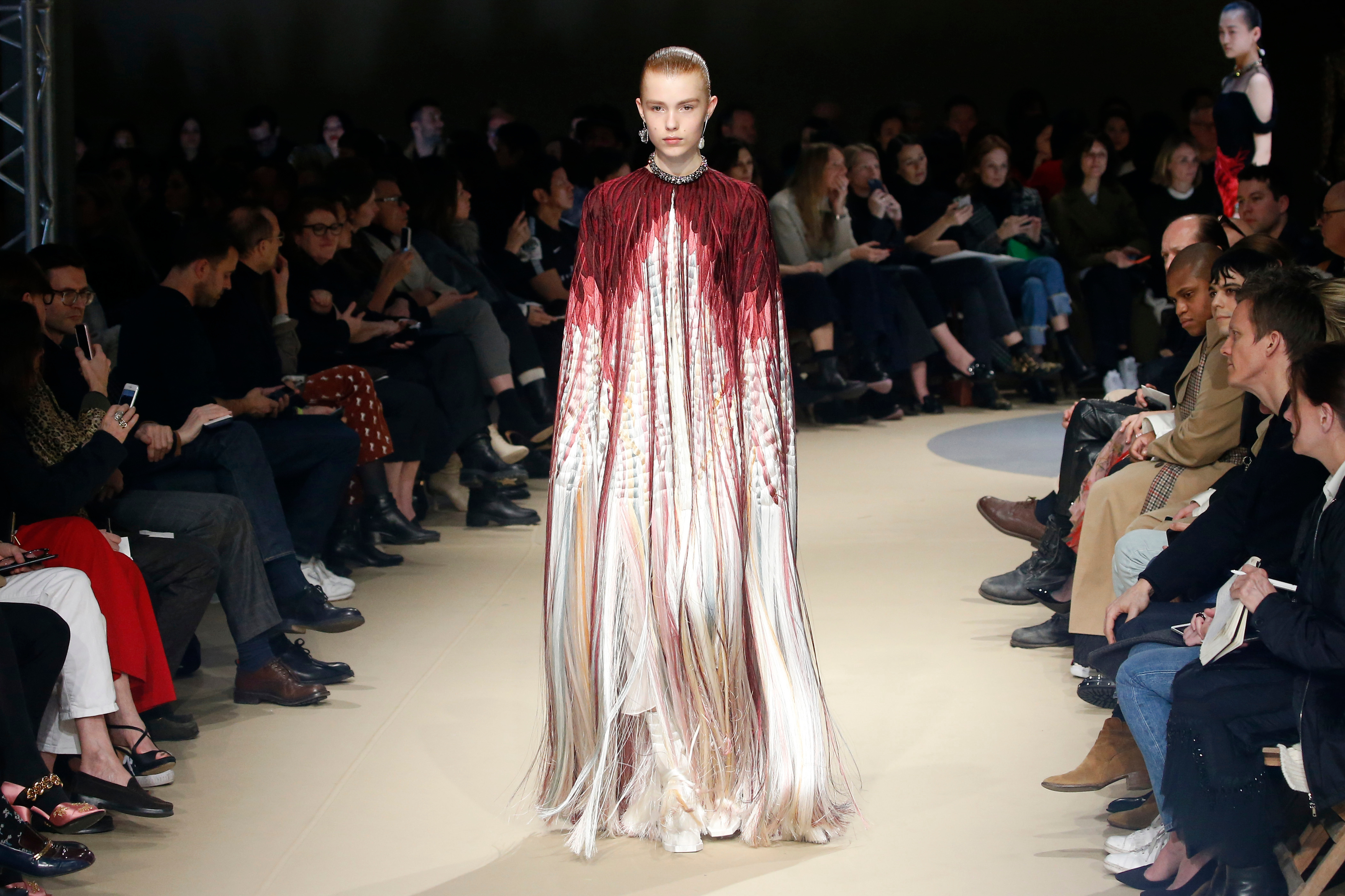 Alexander Mcqueen Will Soundtrack Your Home Fashion Show Rolling Stone