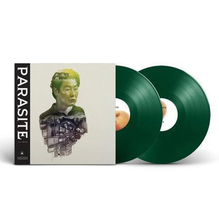 parasite soundtrack vinyl