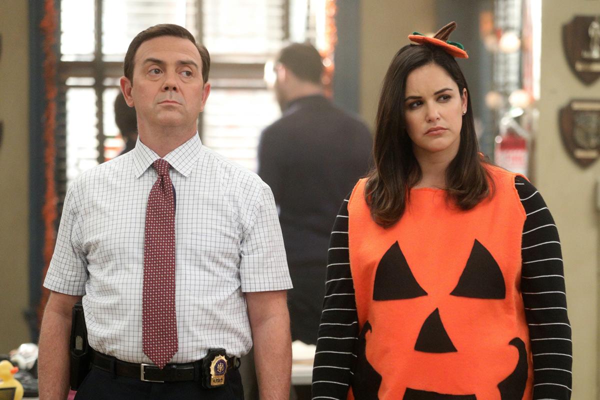 Halloween Brooklyn 2020 Brooklyn Nine Nine' Recap: Valloweaster   Rolling Stone