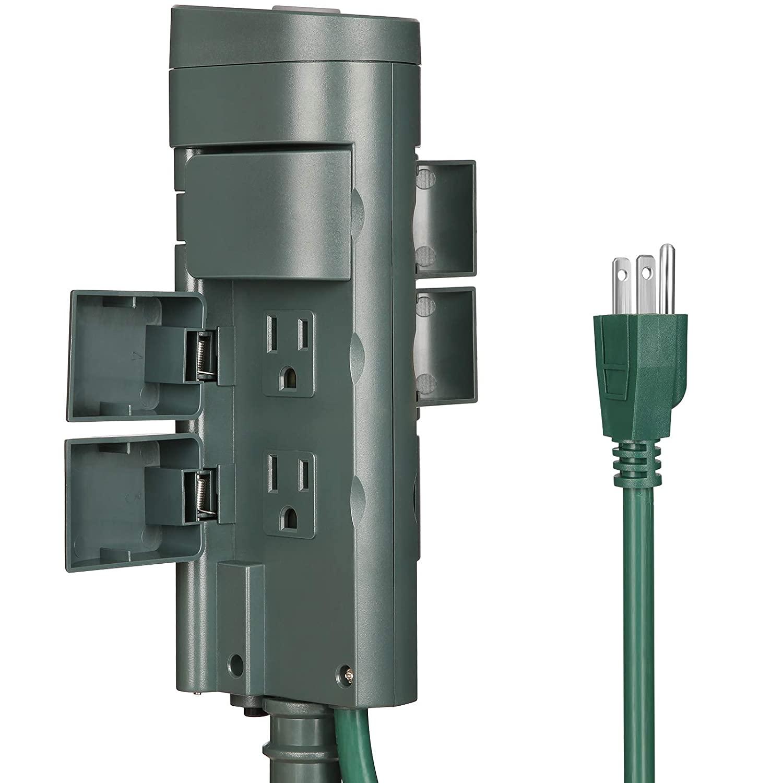 DEWENWILS Smart Outdoor Power Strip