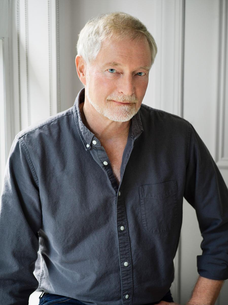 Author Erik Larson