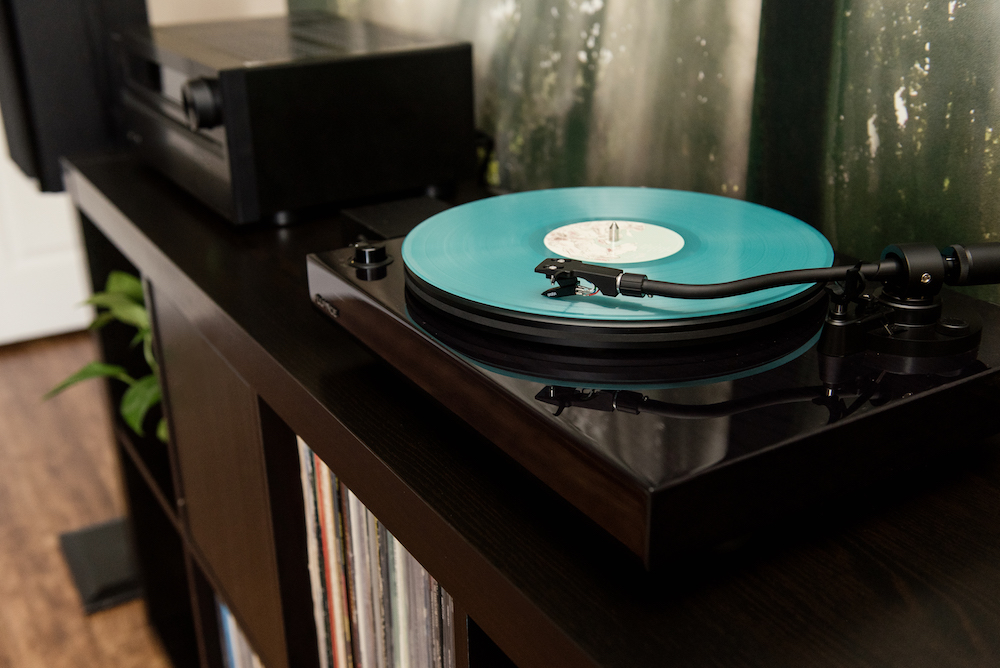 fluance rt82 turntable review