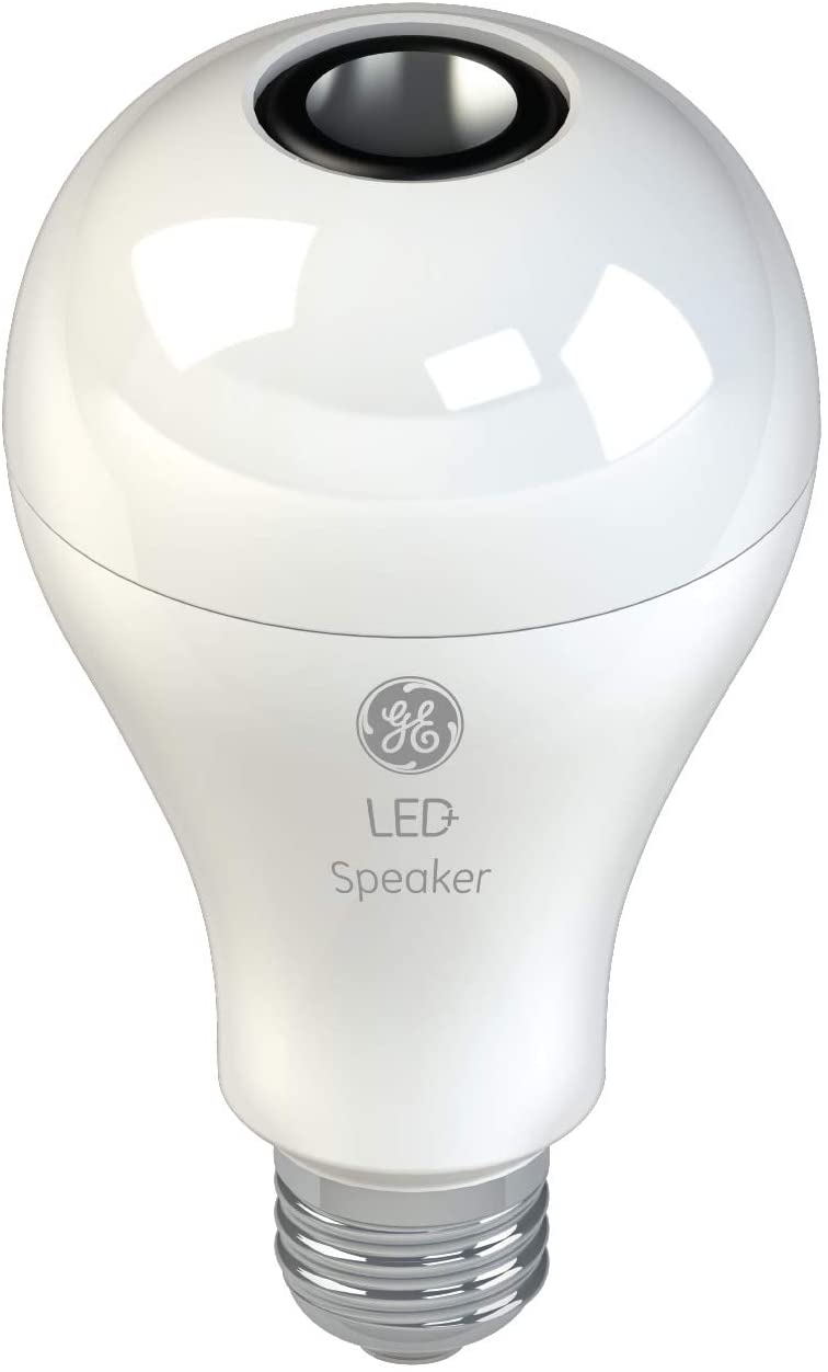 GE Lighting Speaker Light Bulb