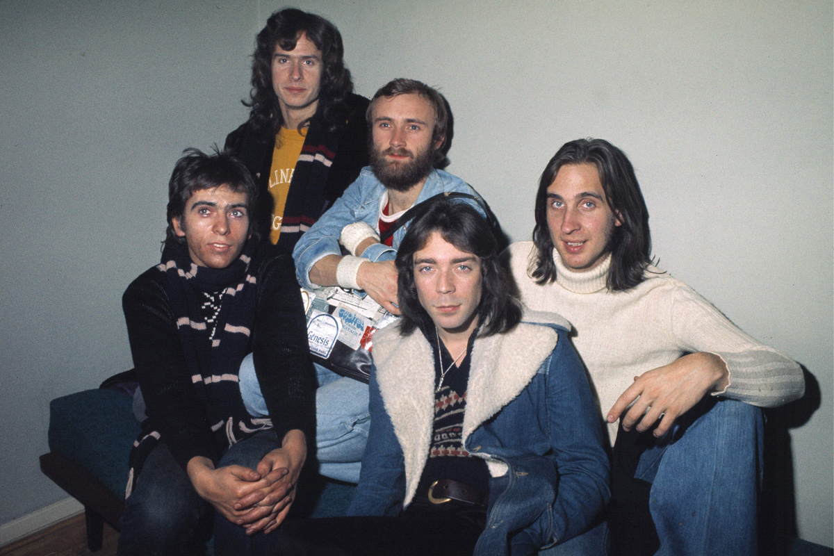 Genesis Say Reunion Tour With Peter Gabriel Would Be an 'Uphill ...