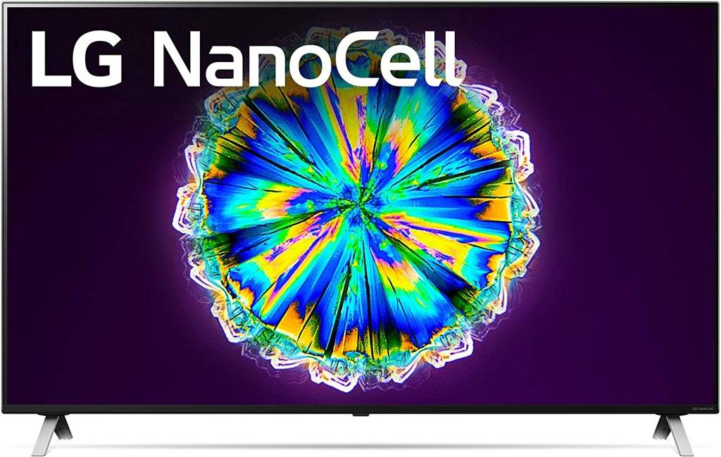 LG 65-Inch 4K NanoCell Smart TV